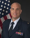 Justin Sandholm, OD (Air Force)