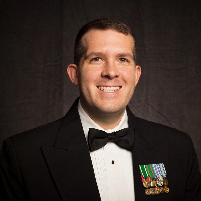 Adam Preston, OD, MEd, FAAO (Navy)