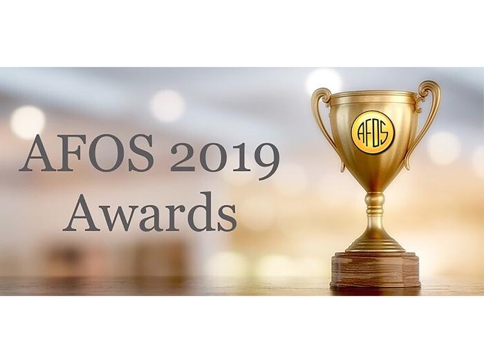 2019 Award Winners